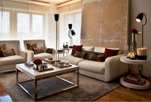 Living Room / all projects by branco sobre branco
