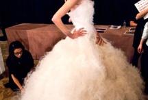 Esküvői ruhák / Wedding dress