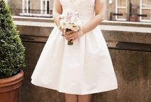 Rövid esküvői ruhák / Short wedding dress