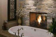 Fireplace/Ildsteder