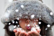 Fashion:  Winter Wonderland ❄️ / Your guide to winter fashion!