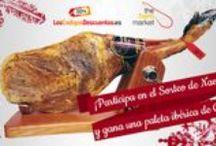 Sorteo de Navidad / Participa en el sorteo y gana una Paleta Ibérica The Ham Market Guijuelo.
