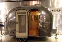 camping trailer / antiques or small or both / by Reinhard Petersen