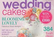 Front Covers / Recent front covers from Wedding Cakes magazine, the ultimate guide to choosing your wedding cake since 1999