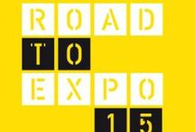ROAD TO EXPO 2015 - First official press conference