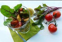 Zeleninové a iné šaláty