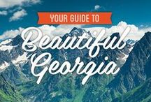 Georgia Made / Here's a little Look Who's Happy hometown inspiration. We're Georgia proud!