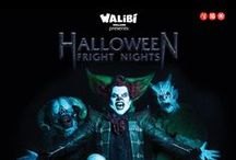 Walibi Fright Nights / Dingen van Walibi Fright Nights