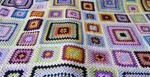 Crochet, Háčkované DEKY