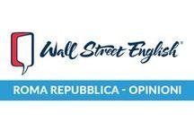 """Wall Street English Roma Opinioni / In questa bacheca abbiamo riunito tutte le recensioni, le opinioni e i pensieri dei nostri studenti nel centro Wall Street English Roma Repubblica: trova tutte le """"Wall Street English Opinioni"""""""