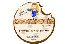 Cookiesmir Cake&Party Store / By Anıl YAVUZ