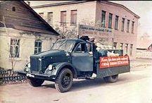 ГАЗ-51А бортовые