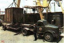 ГАЗ-51П седельные тягачи