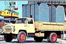 ГАЗ-52/53 бортовые