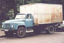 ГАЗ-52/53 фургоны
