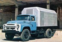 ЗиЛ-130 фургоны