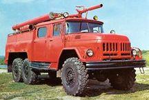 ЗиЛ-131/133 пожарные
