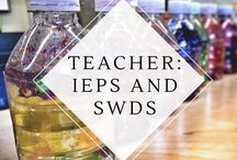 Teacher: IEPs and SWDs