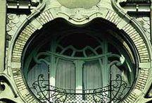 ART NOUVEAU - Architecture