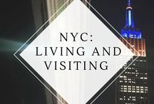 NYC:  Living and visiting