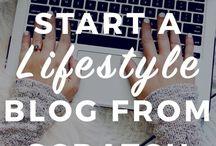 Blog:  How to start
