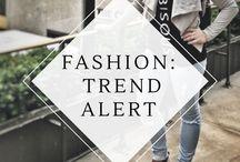 Fashion:  Trend Alert