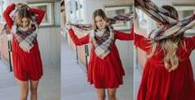 HOW TO: The Blanket Scarf / Easier than it looks! We've rounded up the best how-to's for you to get the look.