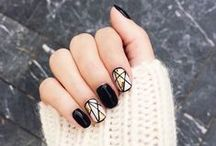 B E A U T Y // Nail Art / nails and nail art - my favourite colours and styles