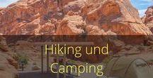 Hiking & Camping / Alles rund ums Wandern und Campen in den USA. Tipps, Tricks, Ideen, Anregungen. Hikes, Campgrounds, Wohnmobil, Roadtrip, Campervan, Zelt, Trekking