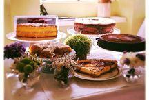 Chás e Bolos / #cha #tea #bolos #cakes