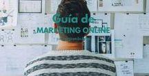 Blog / Todas las novedades del blog fernandocebolla.com/blog en un tablero #socialmedia #marketingonline