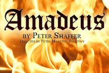 AMADEUS, Feb 14 - Mar 16 / Playing at Stage 773