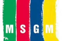 MSGM WOMAN / MSGM is a line of clothing for men and women , designed by fashion designer Massimo Giorgetti and produced by Paoloni Group .  The brand debuted in 2009 with the first collection for men and women from a capsule that has been delighting audiences for the trendy style , fresh and colorful, and the use of modern fabrics and sophisticated , cut to live enriched prints, worn effects and consumed , ruffles and embroidery.