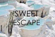 Sweet Escape / travel