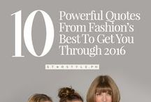 StarStyle: Quotes
