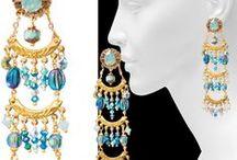 Fashion Earring / Mode