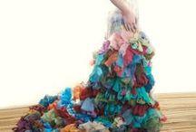 Fashion Wedding Dress / Mode