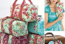 sacs et pochettes / couture et tricot