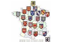 Emblems & crafts passions are my Dear /  Emblêmes des métiers & passions qui me sont Chères