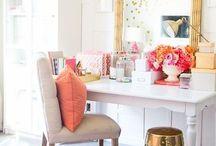 I N T E R I O R S // Beauty Room / beauty room - home decor - interior design - blogger