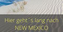 New Mexico / Tipps, Routen, Wanderungen, National Parks. Alles rund um New Mexico. USA Reisen.
