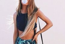F A S H I O N // Summer Fashion / summer fashion looks - holiday outfits and summery styles