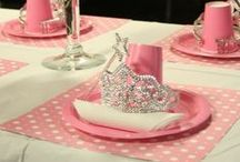 It's a Princess Party / Every little girl has that dream to be a princess and there are so many options to choose from.  Make it a special day for your daughter that she'll always remember.
