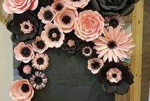 Paper Crafting / What I get to do every day is make wonderful designs out of paper.  So I thought it was time I created to board to share other types of paper crafting.  The options of things you can create with paper are completely unlimited!