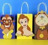 Beauty and the Beast Party / Beauty and the Beast is a very popular theme these days for both parties and weddings.