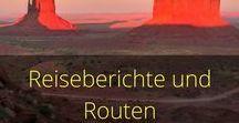 Reiseberichte & Routen / Von Arches bis Zion und von unserer Hochzeit in Las Vegas über Trekking im Grand Canyon bis hin zu unserem Albtraum-Erlebnis auf dem Lake Powell. Zeit zum Schmökern! Hier findest Du in der Übersicht alle bisher veröffentlichten Reiseberichte sämtlicher Touren sowie alle Routen mit Tagesplanung, Hotelbewertungen und Kostenaufstellung.