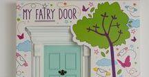 Mint Fairy Door / My Mint Fairy Door