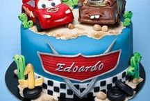 It's a Cars Party! / It's time for a Disney's Car party!  Fun for both boys and girls.