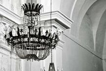 When Chandeliers Sway