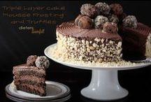 Cake Recipes and Decorating Ideas / Cake Recipes | Cakes from Scratch | Homemade Cakes | Cake Ideas